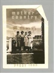 Cover art for MOTHER COUNTRY