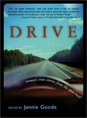 DRIVE by Jennie Goode