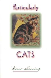 Cover art for PARTICULARLY CATS