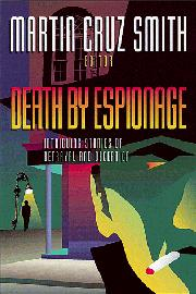 Cover art for DEATH BY ESPIONAGE