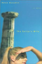 THE SAILOR'S WIFE by Helen Benedict