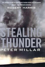 STEALING THUNDER by Peter Millar