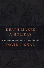 Cover art for DEATH MAKES A HOLIDAY
