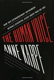 THE HUMAN VOICE by Anne Karpf