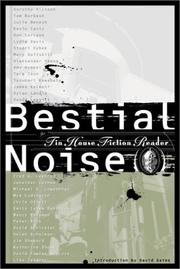 BESTIAL NOISE by Tin House
