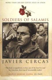 Cover art for SOLDIERS OF SALAMIS