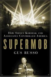 SUPERMOB by Gus Russo