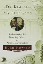 DR. KIMBALL AND MR. JEFFERSON by Hugh Howard