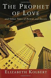 THE PROPHET OF LOVE by Elizabeth Kolbert