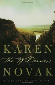 THE WILDERNESS by Karen Novak