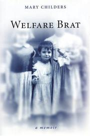 Cover art for WELFARE BRAT