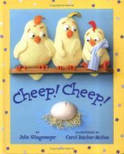 CHEEP! CHEEP! by Julie Stiegemeyer