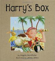 HARRY'S BOX by Angela McAllister