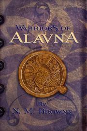 WARRIORS OF ALAVNA by N.M. Browne