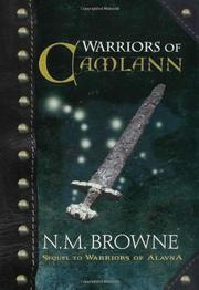 WARRIORS OF CAMLANN by N.M. Browne