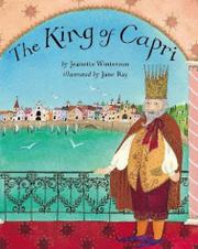 THE KING OF CAPRI by Jeanette Winterson