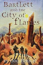 Cover art for BARTLETT AND THE CITY OF FLAMES