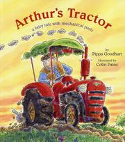 ARTHUR'S TRACTOR by Pippa Goodhart