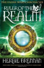 Cover art for RULER OF THE REALM