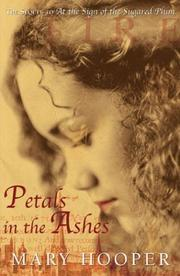 Cover art for PETALS IN THE ASHES