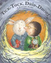 Cover art for TICK-TOCK, DRIP-DROP!