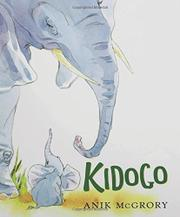KIDOGO by Anik McGrory