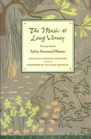THE MUSIC AT LONG VERNEY by Sylvia Townsend Warner