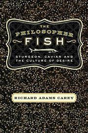 THE PHILOSOPHER FISH by Richard Adams Carey