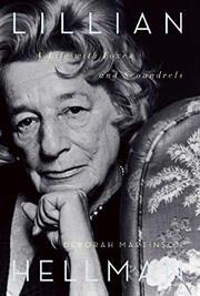LILLIAN HELLMAN by Deborah Martinson