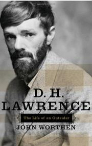 D.H. LAWRENCE by John Worthen