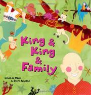 KING & KING & FAMILY by Linda de Haan