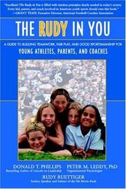 THE RUDY IN YOU by Donald T. Phillips