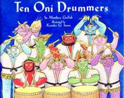 TEN ONI DRUMMERS by Mathew Gollub