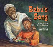 Cover art for BABU'S SONG