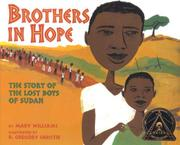 BROTHERS IN HOPE by Mary Williams