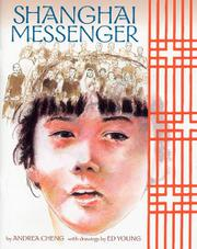 Cover art for SHANGHAI MESSENGER