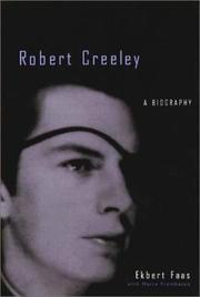 ROBERT CREELEY by Ekbert Faas
