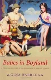 BABES IN BOYLAND by Gina Barreca