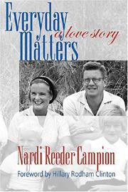 EVERYDAY MATTERS by Nardi Reeder Campion