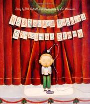 REDHEADED ROBBIE'S CHRISTMAS STORY by Bill Luttrell