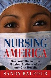 NURSING AMERICA by Sandy Balfour