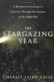 THE STARGAZING YEAR by Charles Laird Calia