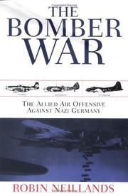 THE BOMBER WAR by Robin Neillands