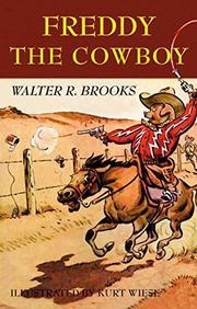 FREDDY THE COWBOY by Walter R. Brooks