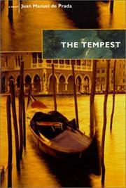 THE TEMPEST by Juan Manuel de Prada