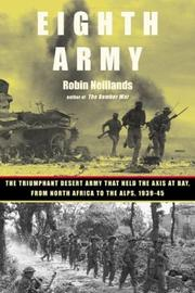 EIGHTH ARMY by Robin Neillands