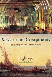 SONS OF THE CONQUERERS by Hugh Pope
