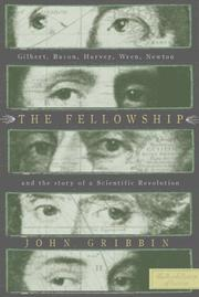 THE FELLOWSHIP by John Gribbin