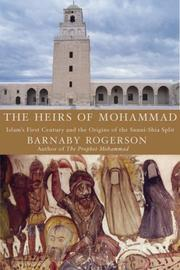 THE HEIRS OF MUHAMMAD by Barnaby Rogerson