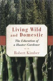 Cover art for LIVING WILD AND DOMESTIC